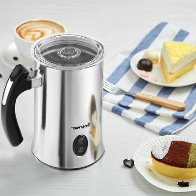 Electric Automatic Frother & Heater Hot Function