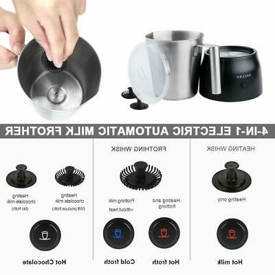 Secura Frother and Hot Chocolate Maker Machine 17