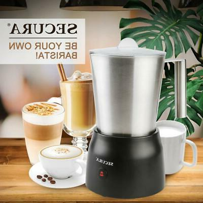 Secura Frother and Chocolate Maker 17