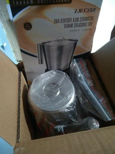 Electric Automatic Frother Hot Steel