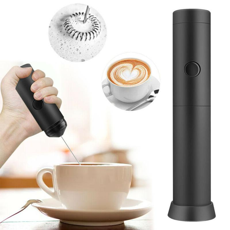 Kitchen Electric Frother Whisk Mixer Egg Beater