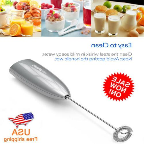 Electric Foamer Stirrer