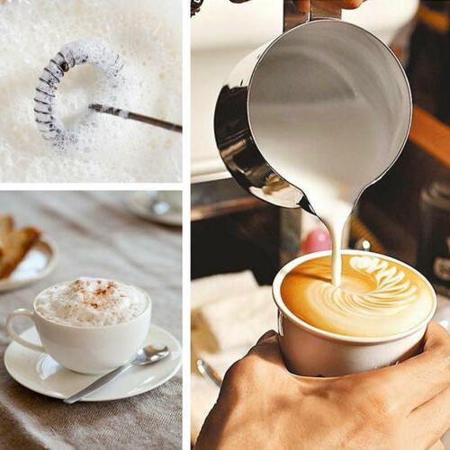 Electric Milk Drink Coffee