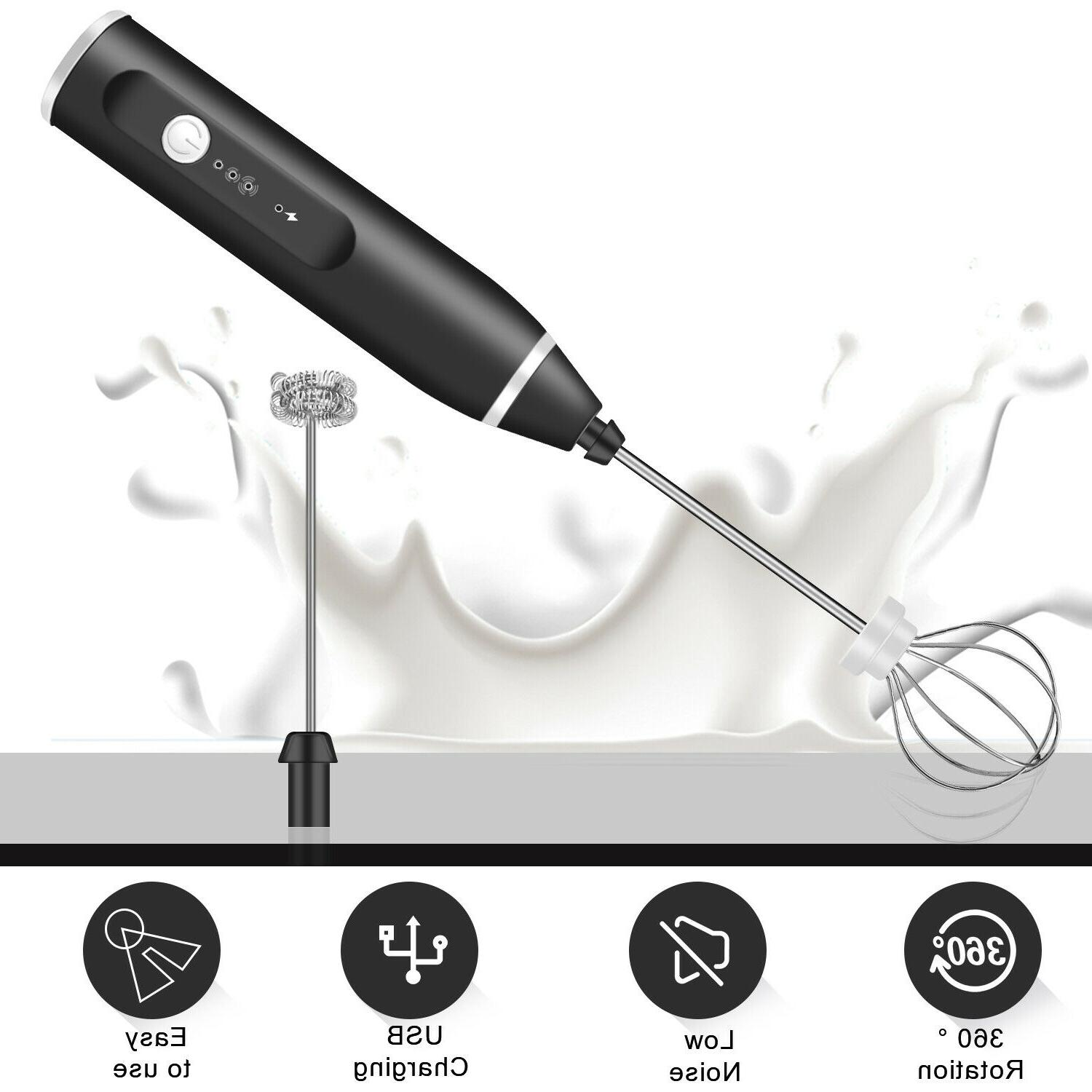 Handheld Whisk Maker Egg