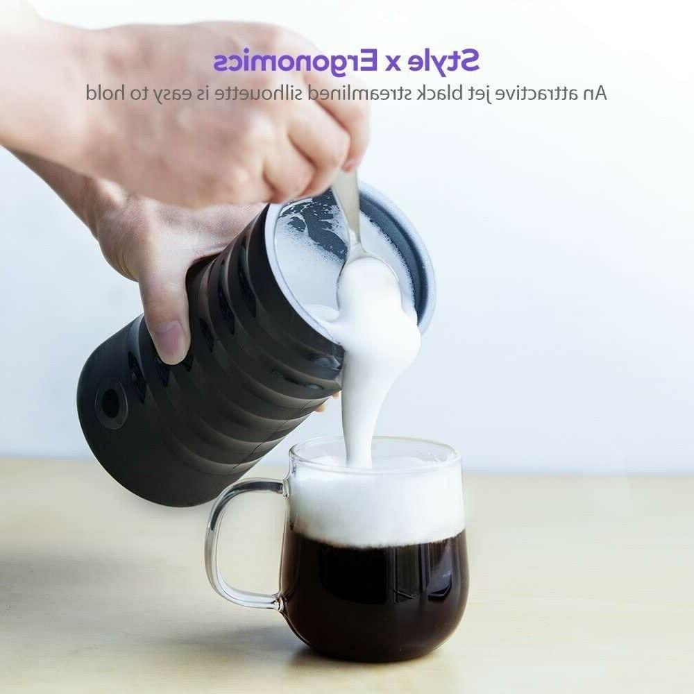 Electric Hot and Milk Froth Double Wall