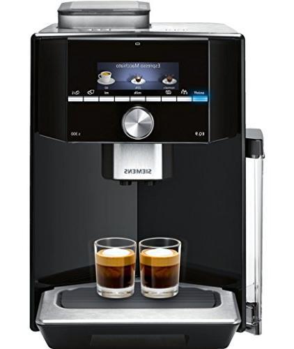 Siemens Eq9 Super Automatic Espresso Machine With Built