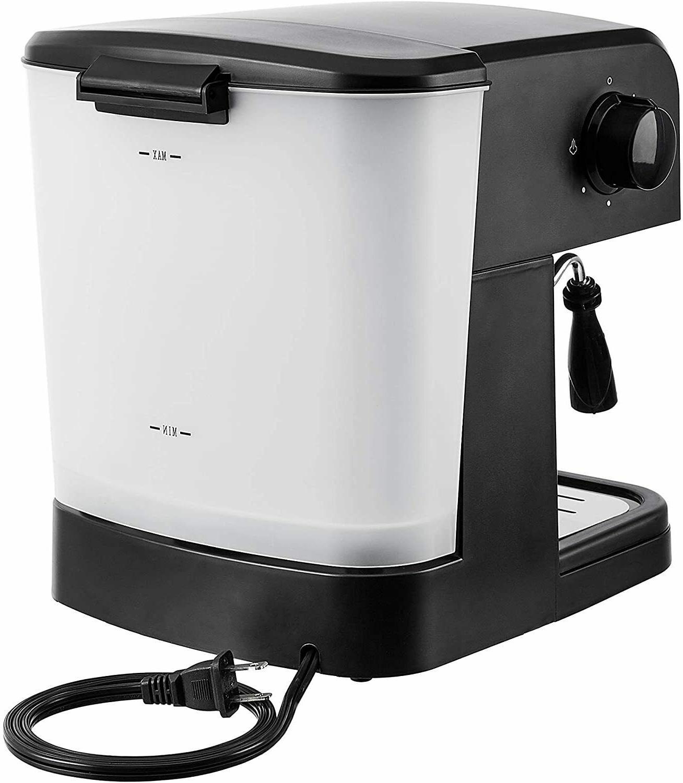 AmazonBasics Espresso Milk Frother