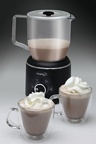Capresso Milk Frother and Chocolate Maker