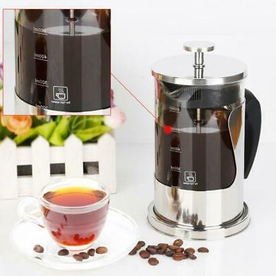 Hand Pressure Coffee Pot Steel Hand Brewing