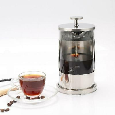 Hand Pressure Filter Pot Stainless Steel Home