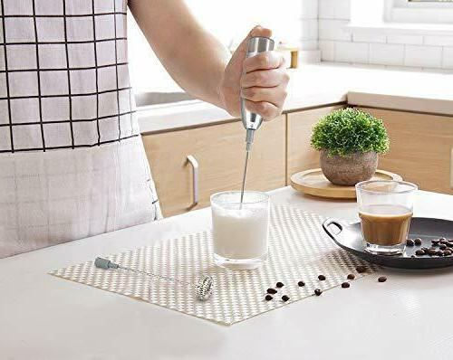 Handheld Automatic Foam Maker for Coffee,