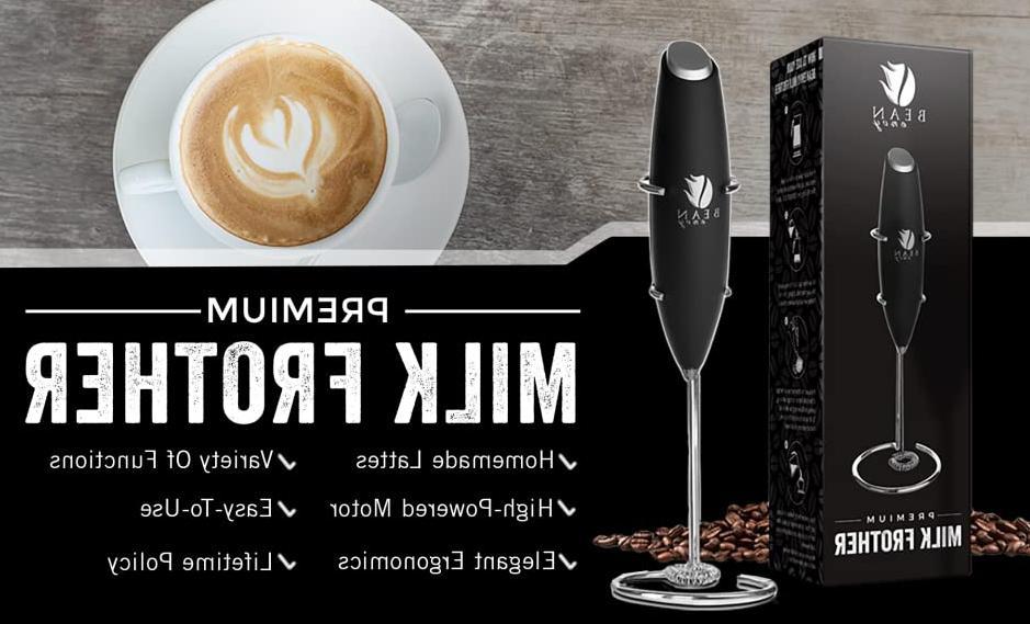 Handheld Coffee Whisk Drink Blender