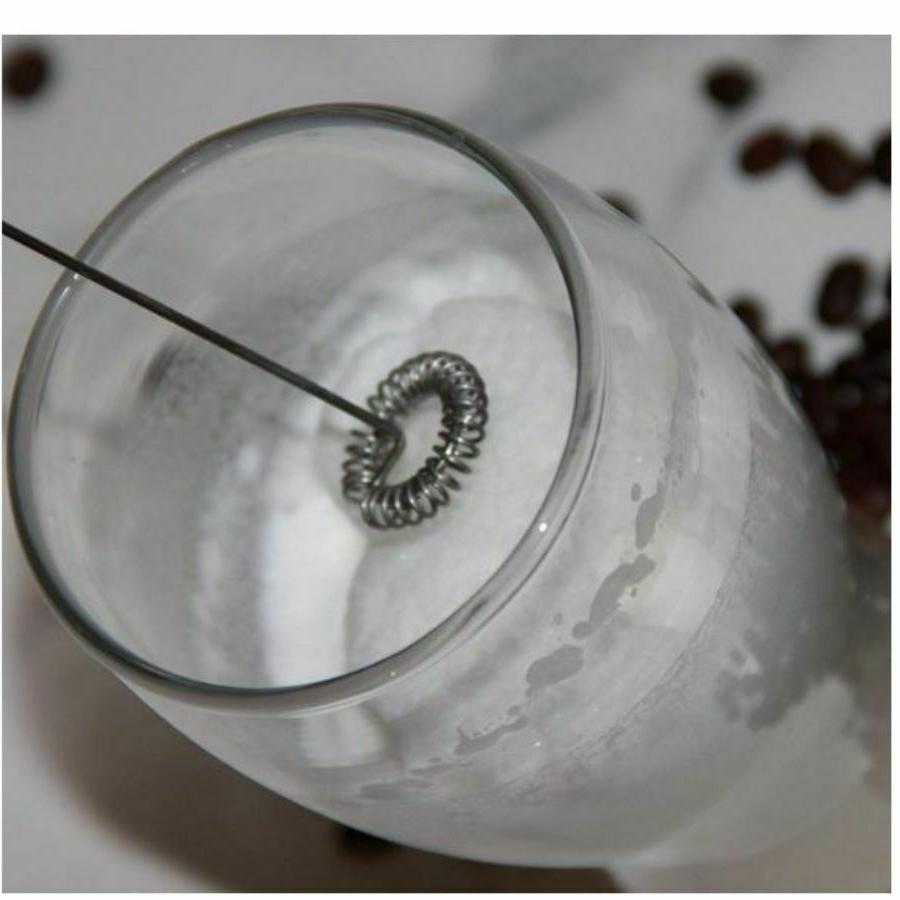 Handheld Milk Frother Coffee Whip Maker Whisk Blender
