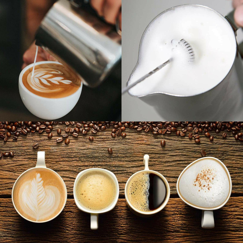 Handheld Electric Coffee Foamer Kitchen Tool