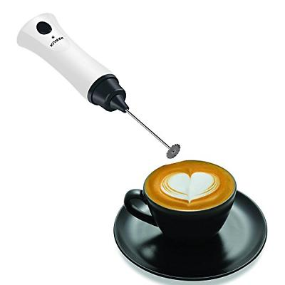 handheld electric milk frother mini