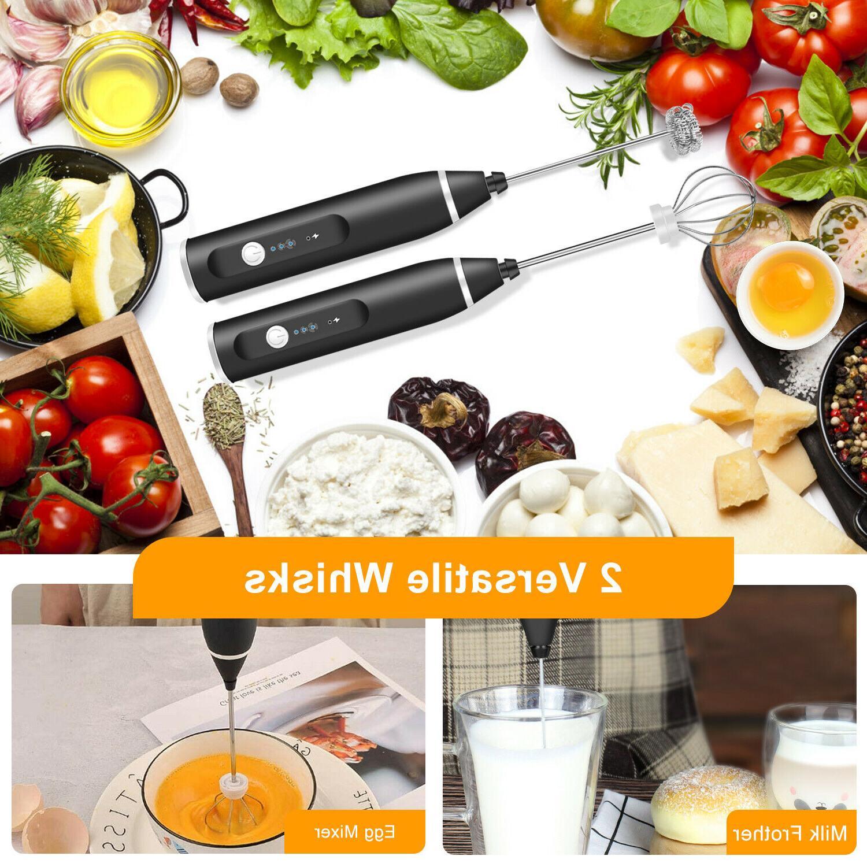 Handheld Milk USB 3