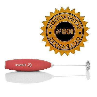Handheld Frother Cappuccinos Coffee