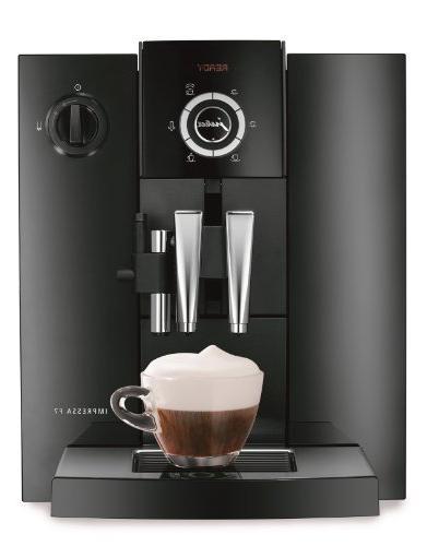 impressa automatic coffee machine