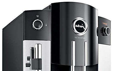 Jura 15068 IMPRESSA C65 Automatic Machine, Platinum Includes Care Cups Saucers