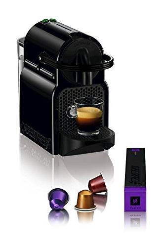 Nespresso Inissia Espresso Maker with Aeroccino Frother,