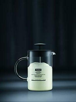 Latteo Manual Milk Frother,