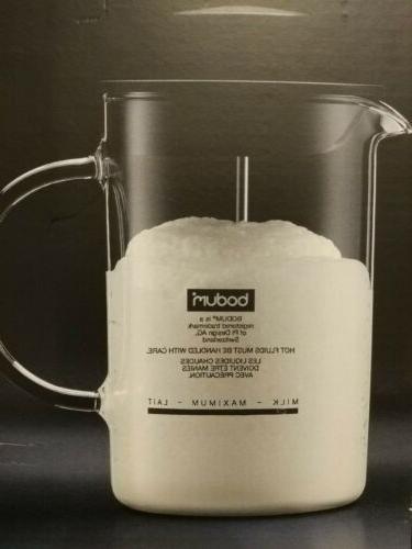 Bodum Milk With Glass