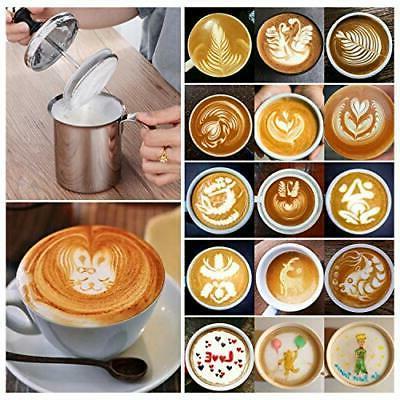 Manual Pump Cappuccino Latte Coffee