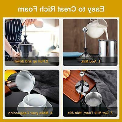 Manual Milk Hand Pump Latte