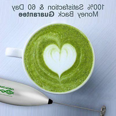 MatchaDNA Milk Foam Maker For