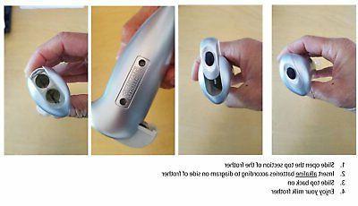 MatchaDNA Milk Handheld
