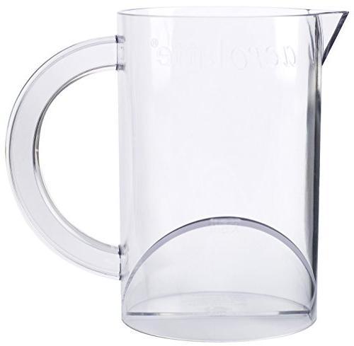 microwave milk frothing jug