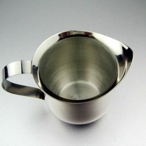 Milk Frothing Steam Steel Espresso Latte