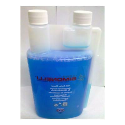 milk frother cleaner 1 liter bottle urnex