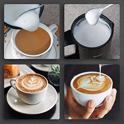 Milk Electric, Automatic Hot & Coffee Cappuccinos/Lattes/Hot