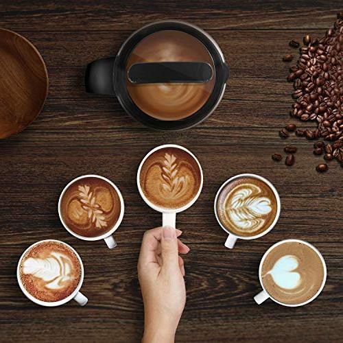 Milk Automatic Hot Coffee Warmer Cappuccinos/Lattes/Hot Chocolate/Matcha