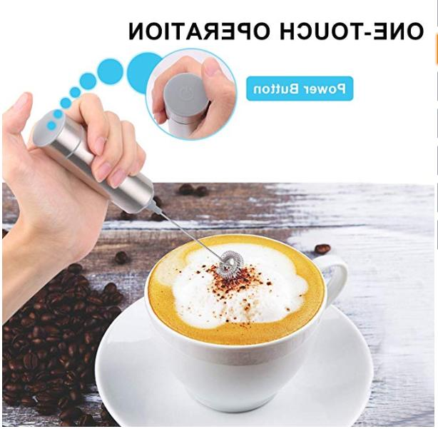 Milk Whisks Handheld Drink Fast Foam