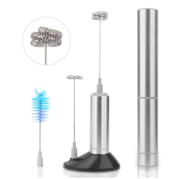 Milk Frother Electric Whisks Drink Mixer
