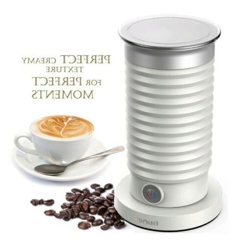 Milk Frother ElitaPro Electric Milk frother Cold Milk Warmer