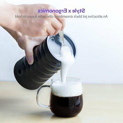 Milk VAVA Milk Steamer and Cold Milk with Double