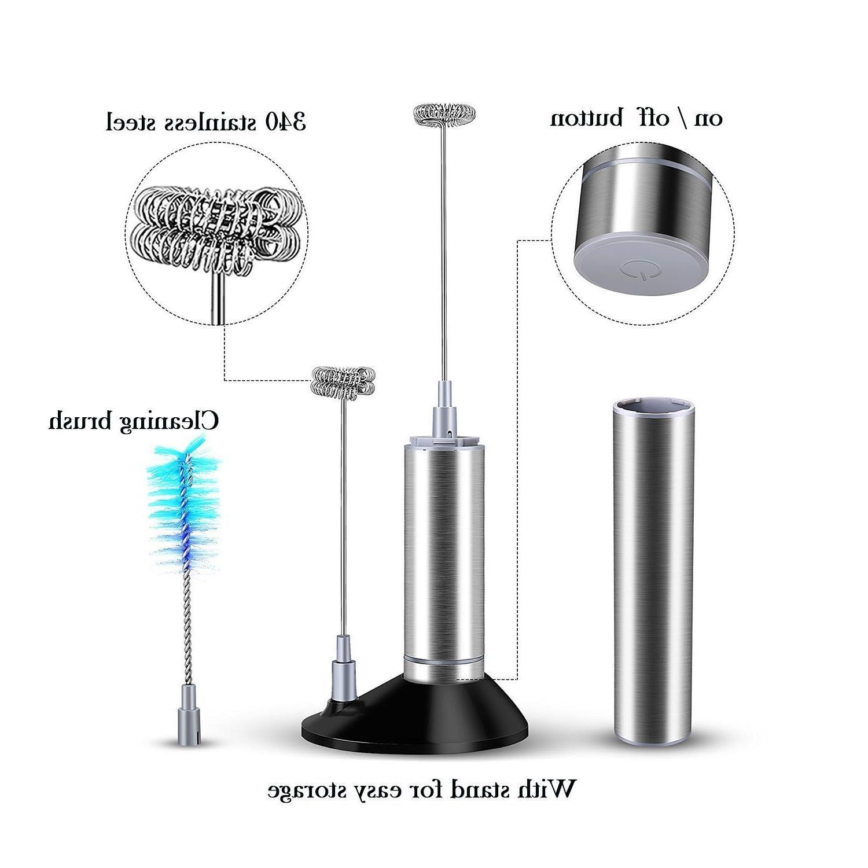 Handheld Mixer Foamer