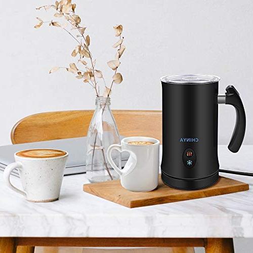Milk Steamer with Foam Density Milk for Cappuccino