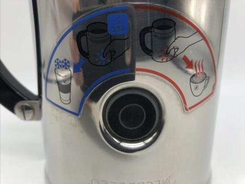 Nespresso Milk #3192 Stainless Steel Pitcher Only