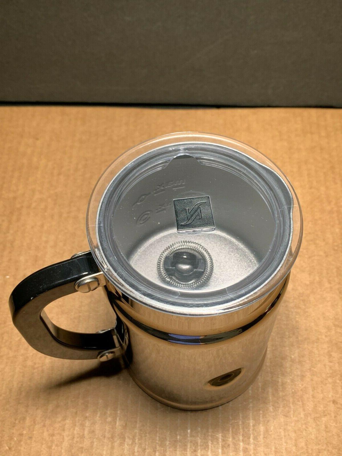 Nespresso Model Electric Stainless Steel Aeroccino