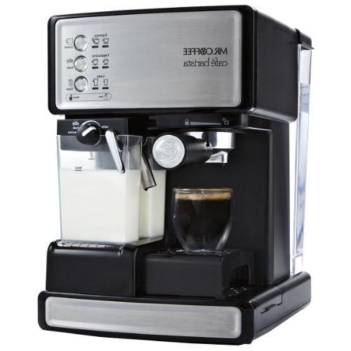 Mr. Coffee Barista Espresso Bonus Free