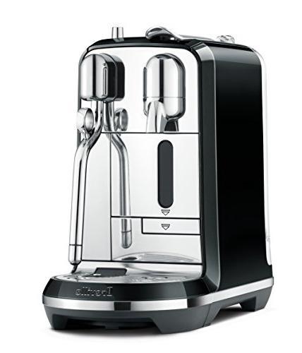 Breville Serve Espresso Milk Black