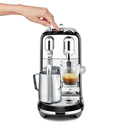 Breville Nespresso Serve Milk Auto Wand, Black