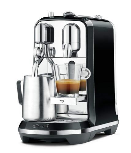 nespresso creatista single serve espresso machine