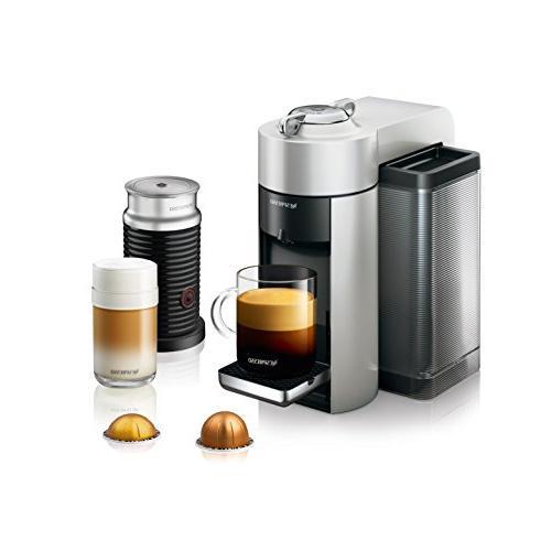 Nespresso and Espresso Machine Aeroccino De'Longhi,