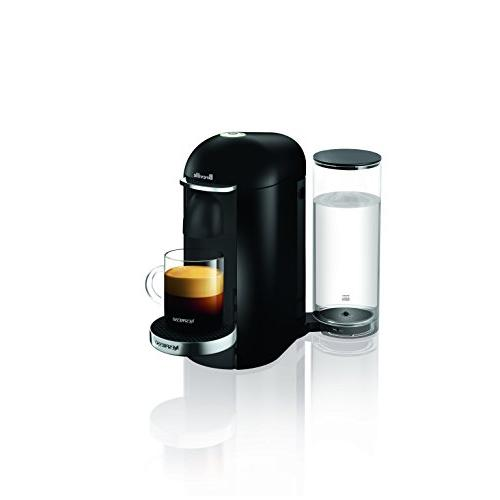 nespresso vertuoplus black deluxe