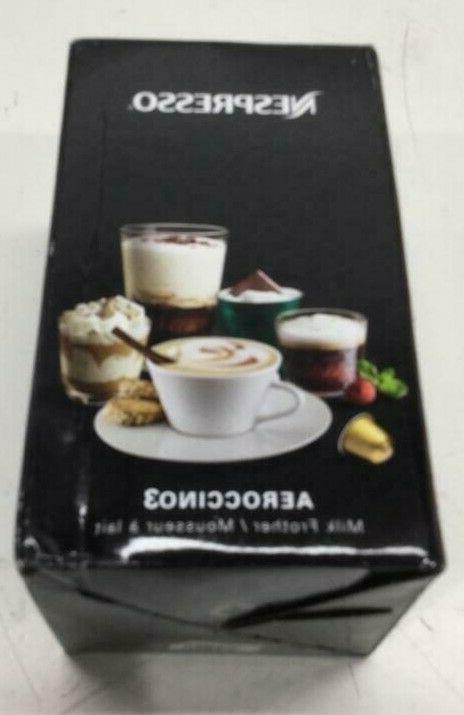 Nestle Nespresso Milk Black,